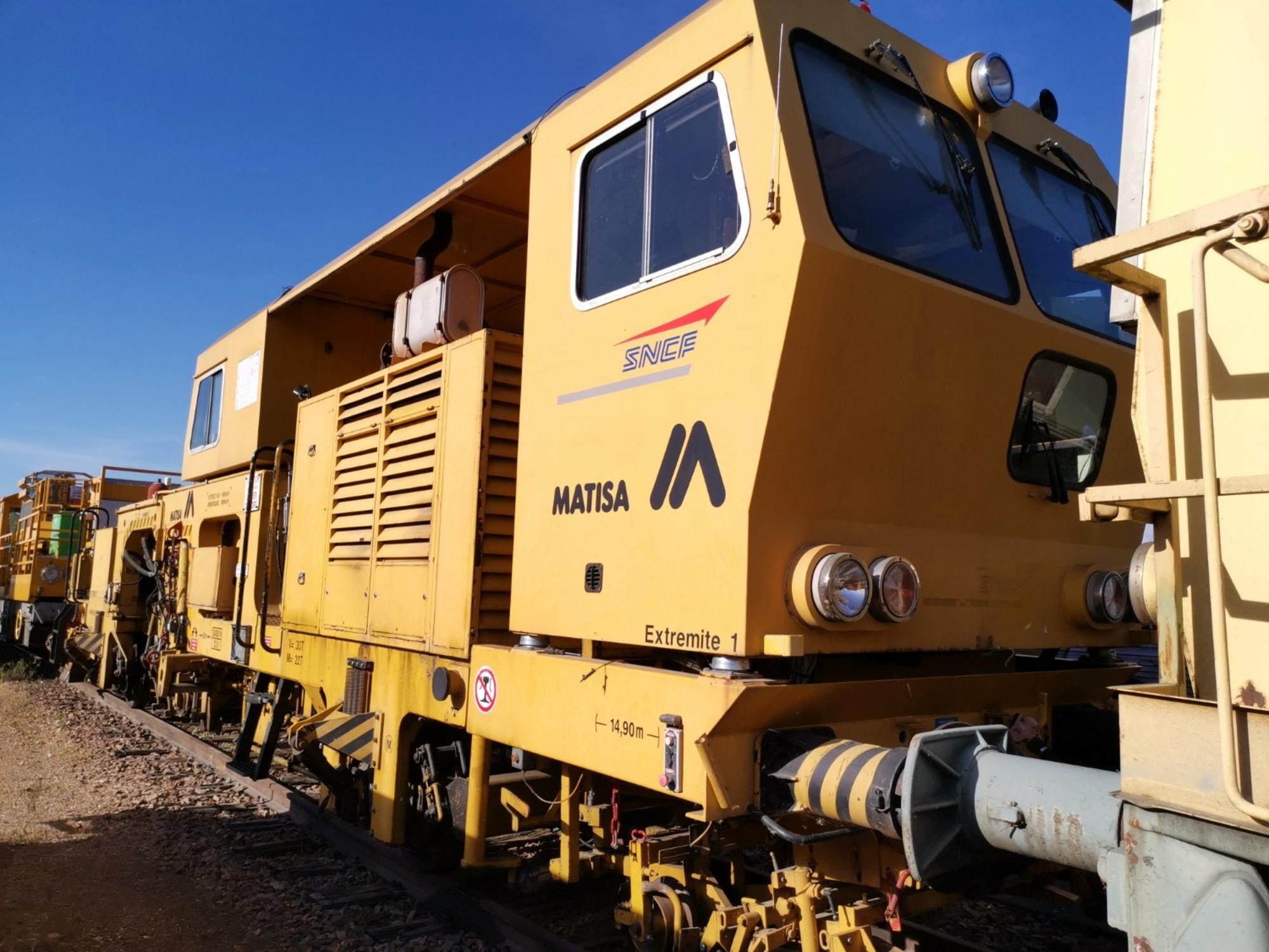 Vente SNCF