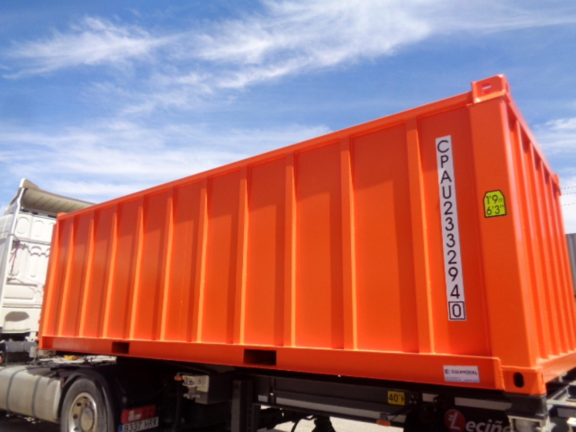 Vente de conteneurs multimodal Equimodal
