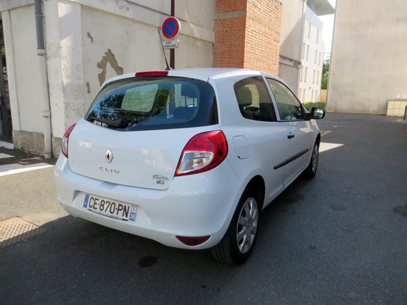 Renault Clio 3 Societe Ce 870 Pn 2 Places Voiture D Occasion Aux