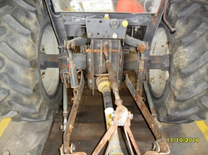 tracteur renault ls 5812 - tracteur d u0026 39 occasion aux ench u00e8res