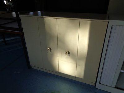 Image du produit: Armoire basse à portes pliantes