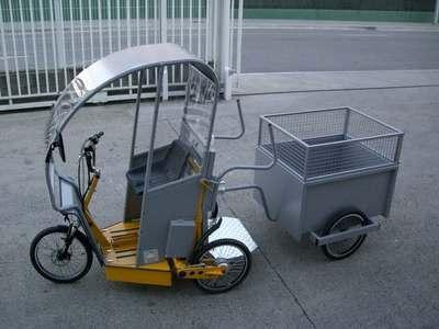 tricycle lectrique v hicule lectrique d 39 occasion aux. Black Bedroom Furniture Sets. Home Design Ideas