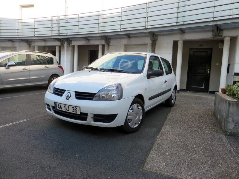 Renault Clio 2 Societe 44 Sj 36 2 Places Voiture D Occasion Aux