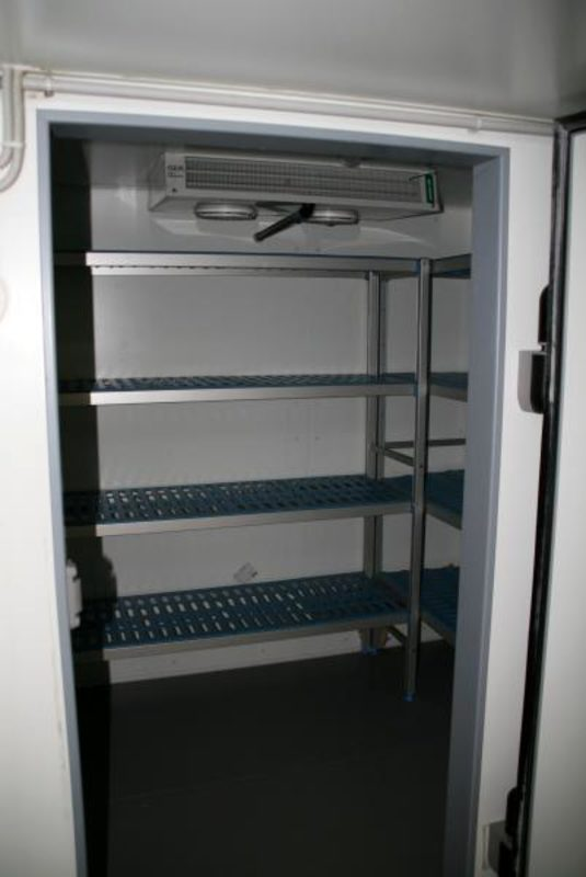 Lot de chambres froide positive et n gative equipement - Chambre froide d occasion belgique ...