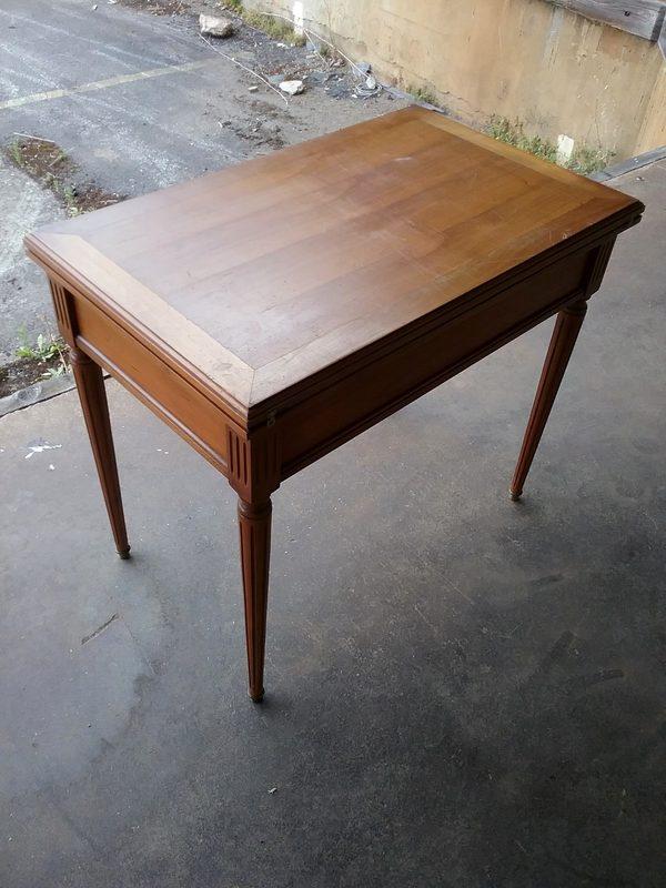 Table Transformable En échiquier