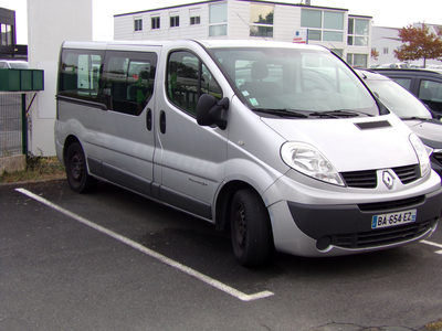 Renault Trafic BA 654 EZ (654M)