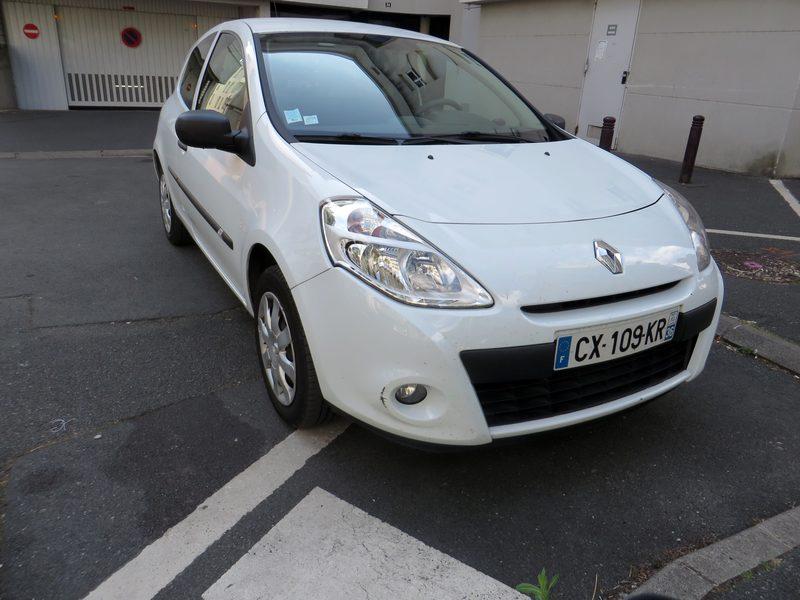 Renault Clio 3 Societe Cx 109 Kr 2 Places Voiture D Occasion Aux