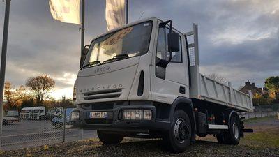 Porteur Benne Iveco Eurocargo 10T (AJ-660-TJ)