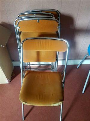 Image du produit:  Lot de 6 chaises pliantes