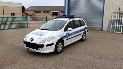 vehicule police municipale vente reservee aux professionnels utilitaire d 39 occasion aux. Black Bedroom Furniture Sets. Home Design Ideas