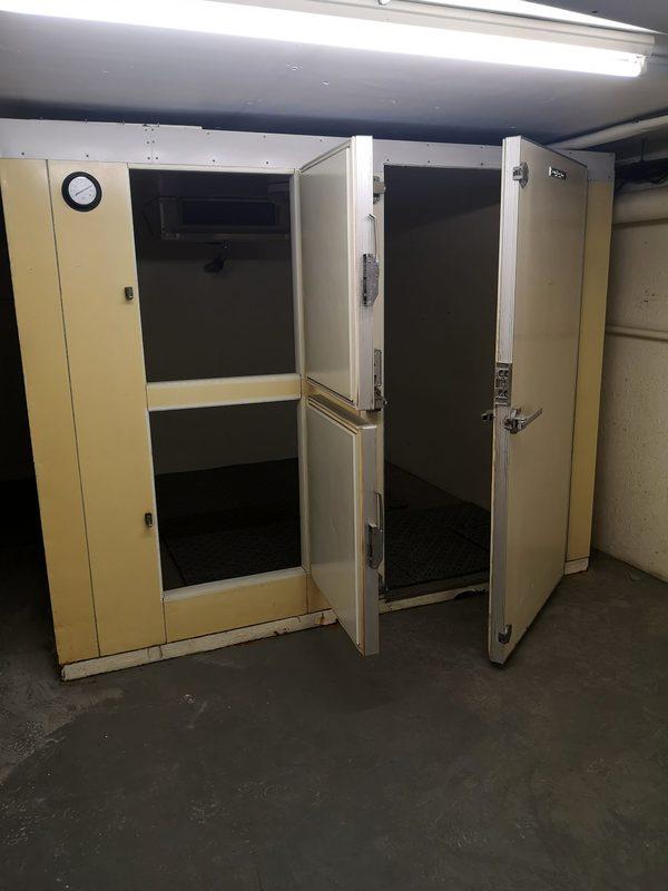 chambre froide 6m2 dans l'état - Equipement de cuisine d'occasion aux enchères - Agorastore
