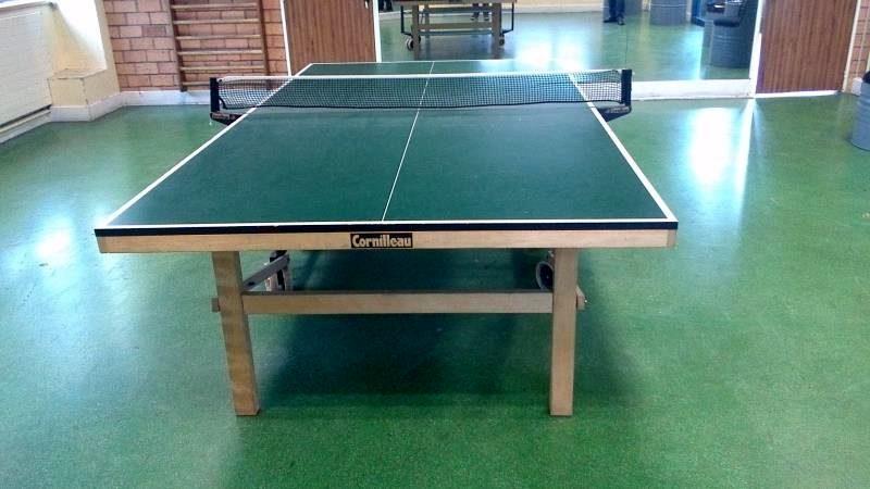efc1992e45ec7 TABLE DE PING PONG CORNILLEAU - Sport d'occasion aux enchères ...