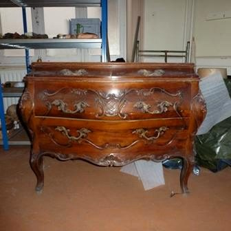 Commode style louis xv autres mobiliers d 39 occasion aux ench res agorastore - Commode style louis xv occasion ...