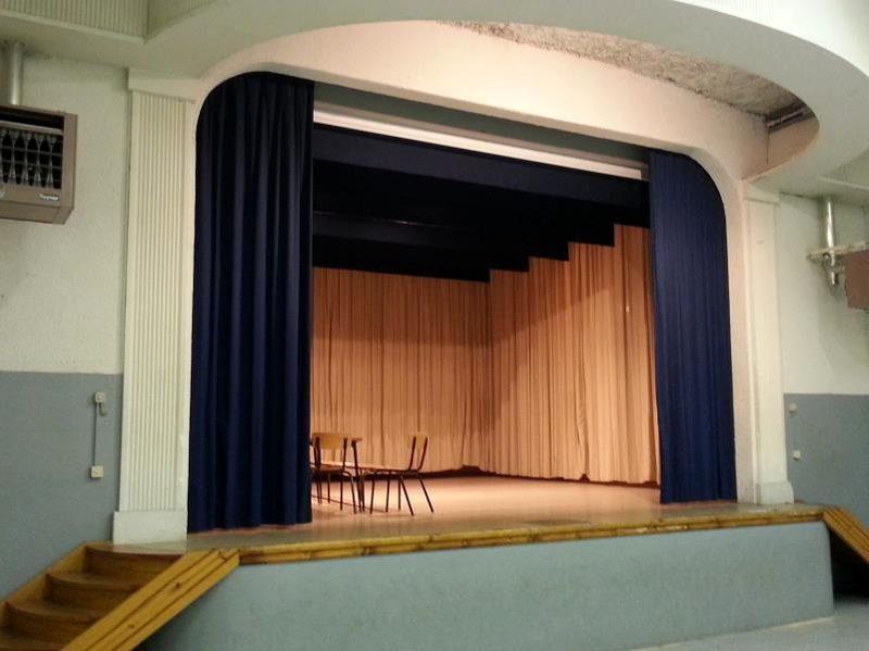 Rideaux de scène (théatre) - Autres mobiliers d\'occasion aux ...