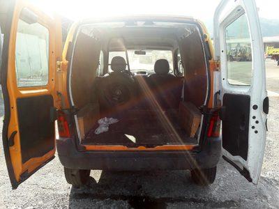 Utilitaire Citroen Berlingo 4x4 Dangel 2 Places Fourgonnettes D Occasion Aux Encheres Agorastore