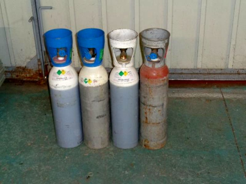 Recharge Bouteille Oxygene Acetylene