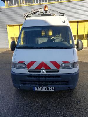 Utilitaire Occasion Camionnette Fourgon Pas Cher Agorastore