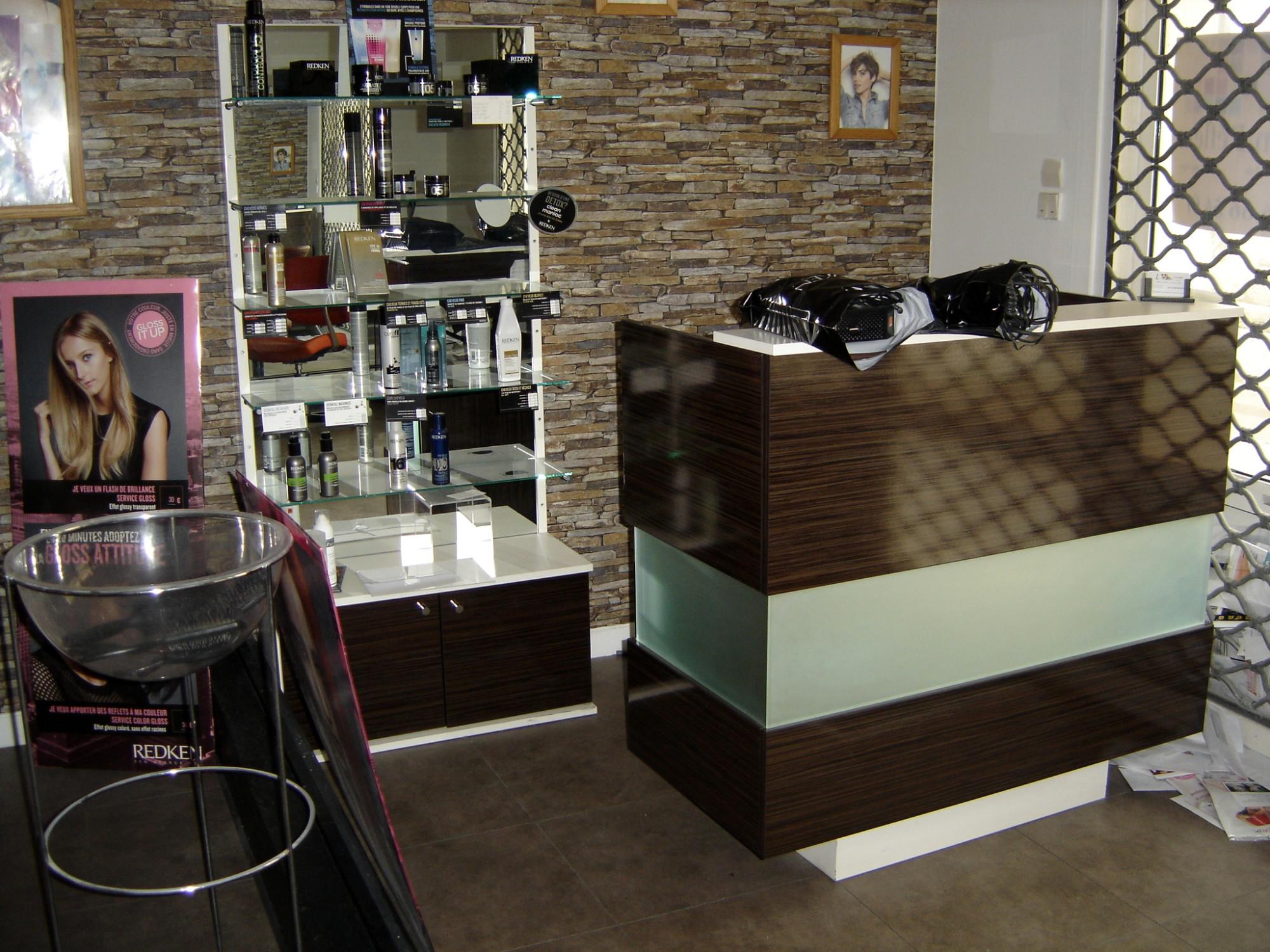 Amazing Mobilier Salon De Coiffure Complet Occasion