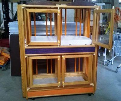 lit superpos service petite enfance autres mobiliers d 39 occasion aux ench res agorastore. Black Bedroom Furniture Sets. Home Design Ideas