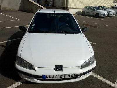 Peugeot 106 voiture d 39 occasion aux ench res agorastore for Garage peugeot nevers