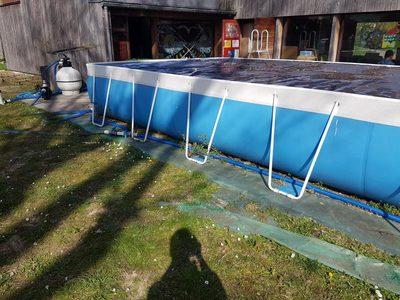 Piscine laghetto 4 x autres loisirs d 39 occasion aux for Prix piscine laghetto