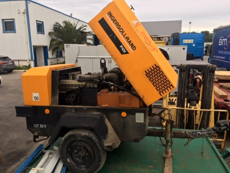 50HP INGERSOLL-RAND Com - 257171 For Sale Used N/A